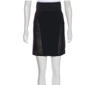 Elizabeth & James Mesh Pencil Skirt SZ 2